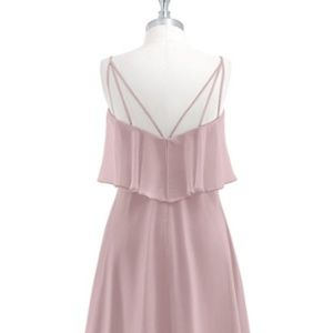 Azazie Desiree Dress Vintage Mauve